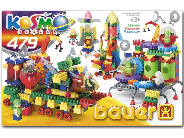 Конструктор Bauer Космос 270 183084