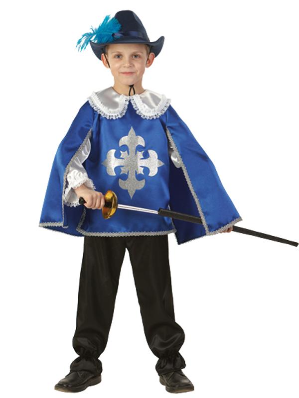 Карнавальный костюм для мальчика мушкетер своими руками