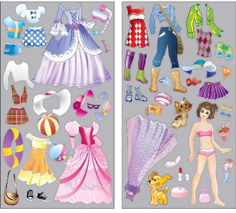 Как сделать кукол для девочек 148