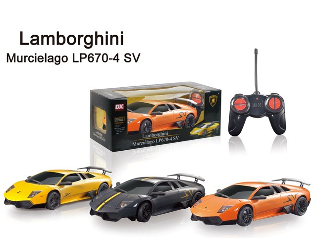 машинка радиоуправляемая chevrolet corvette 866-2417