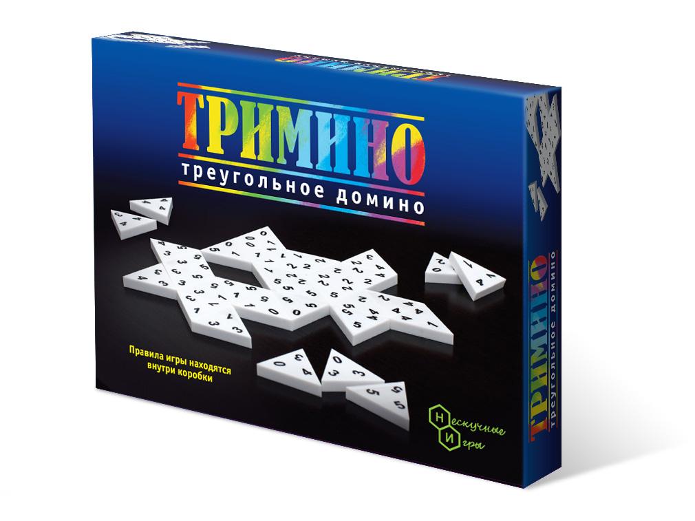Треугольное домино