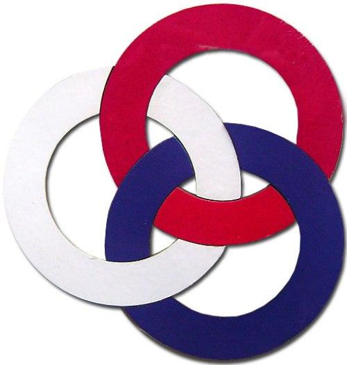 Три кольца Головоломка
