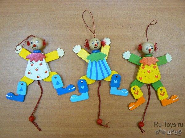 Как своими руками изготовить игрушки для развития